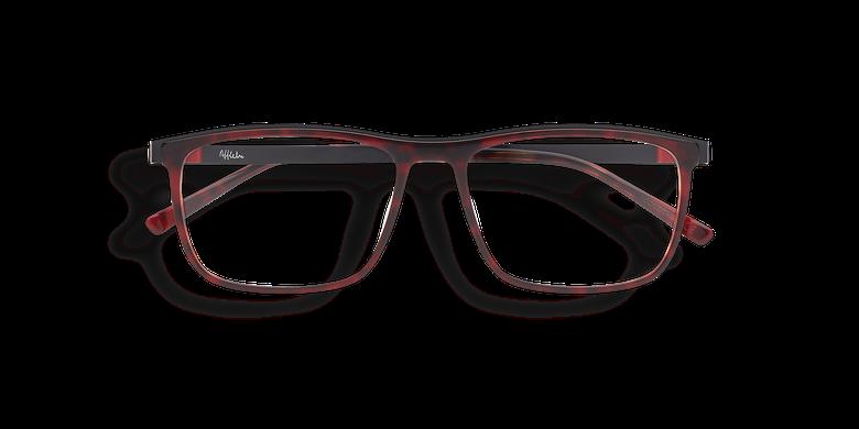 Óculos graduados homem ALPHA14_VERMELHO vermelho