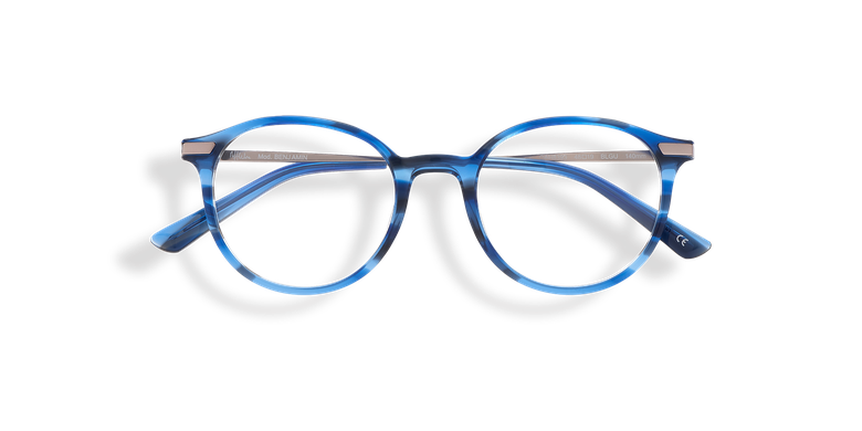 Óculos graduados homem BENJAMIN (Tchin-Tchin +1€) azul