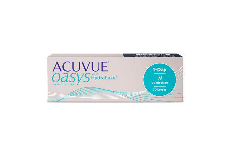 Lentilles de contact Acuvue® Oasys® 1 Day with Hydraluxe™ 30L