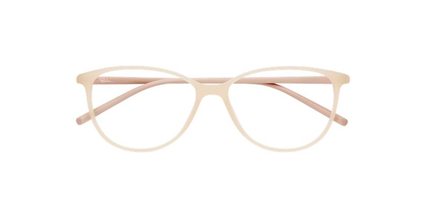 Óculos graduados senhora LIGHT TONIC rosa - Vista de frente