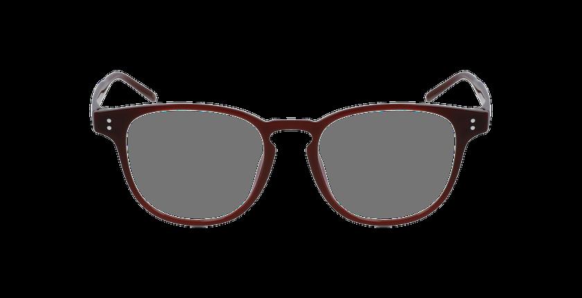 Lunettes de vue MAGIC 47 BLUEBLOCK rouge - Vue de face