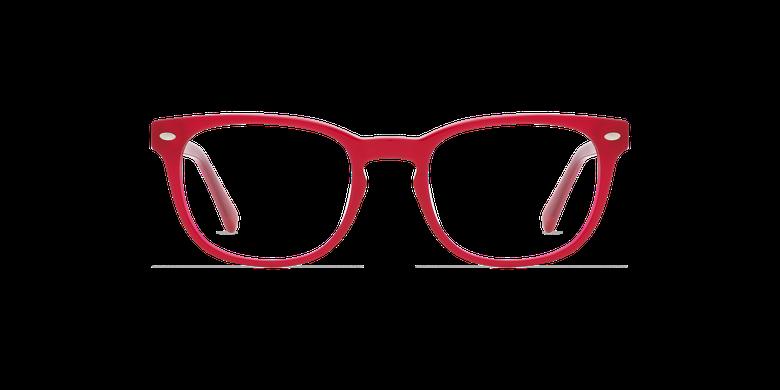 Lunettes de vue homme LUCAS rose
