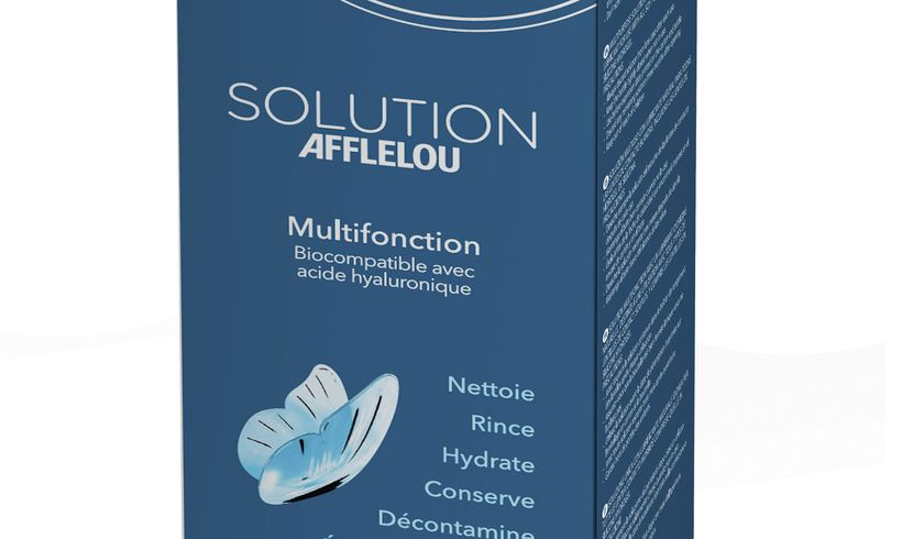 La Solution Afflelou 360 ml - vista de frente