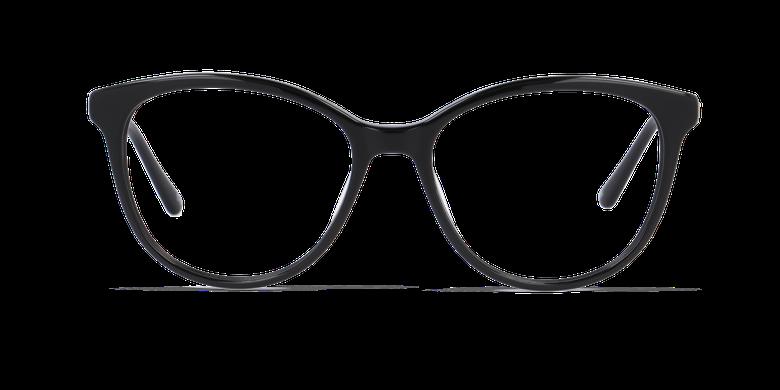 Óculos graduados senhora CALISTA BK (TCHIN-TCHIN +1€) preto