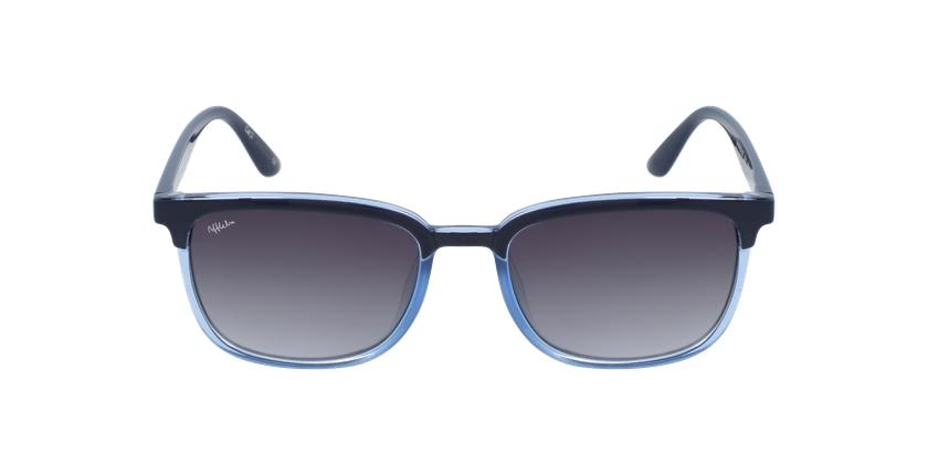 Óculos de sol homem BADAJOZ BL azul - Vista de frente