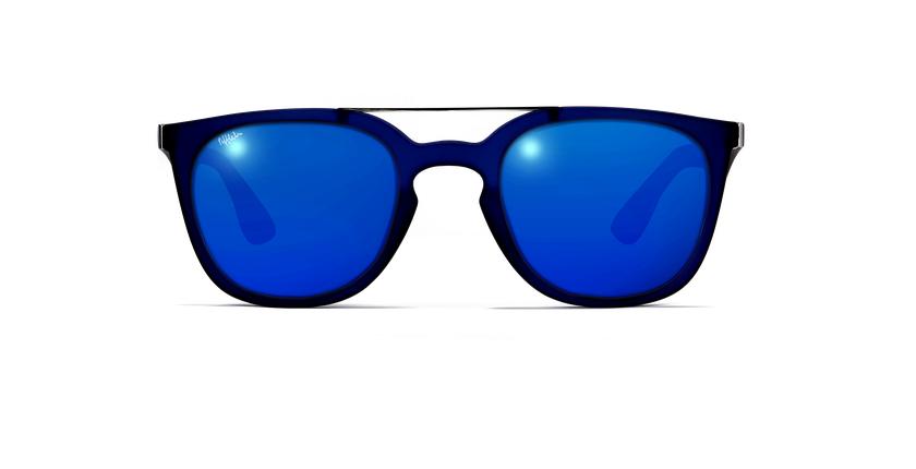 Óculos de sol homem CAGLIARI POLARIZED azul - Vista de frente