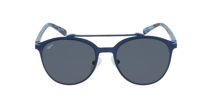 Óculos de sol criança JACQUES BL azul - Vista de frente