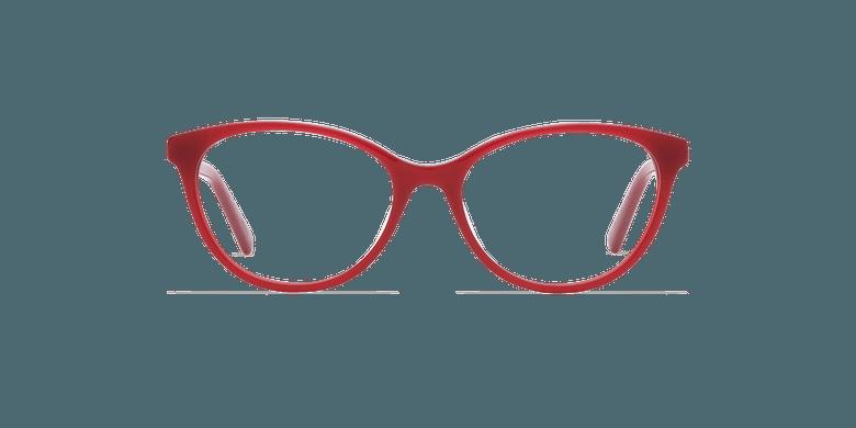 Óculos graduados senhora SOLENE RD (Tchin-Tchin +1€) vermelho