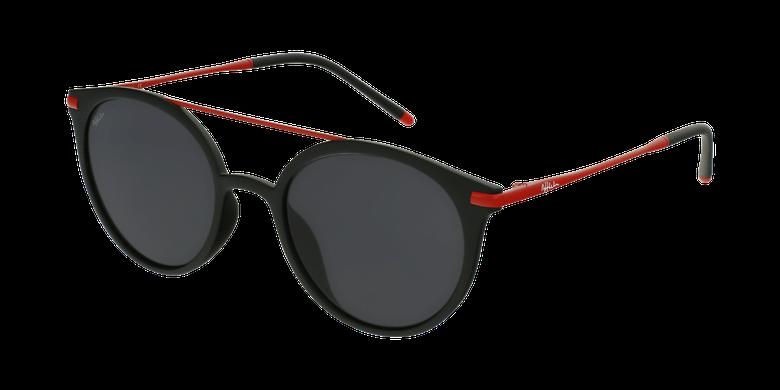 Lunettes de soleil SAKY noir/rouge
