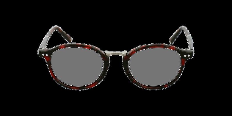 Óculos graduados BRAHMS RD vermelho