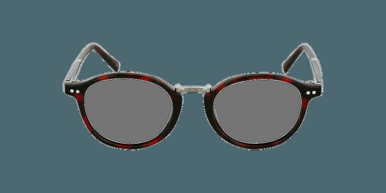 Óculos graduados BRAHMS PU tartaruga /violeta