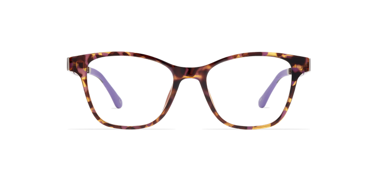 Gafas oftálmicas mujer MAGIC  17 carey/carey violeta