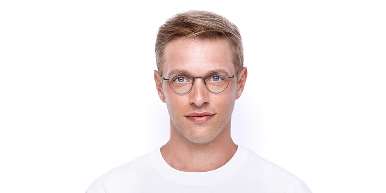Óculos graduados CLEO GY (TCHIN-TCHIN +1€) prateado