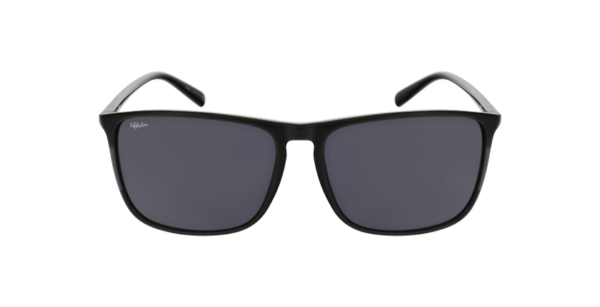 Óculos de sol homem PARDO BK preto - Vista de frente