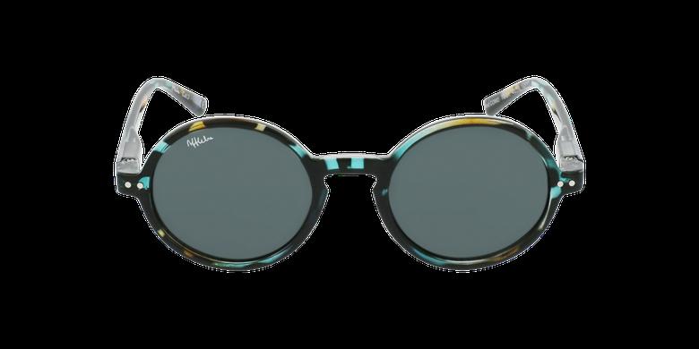 Óculos de sol criança COMO TOGR tartaruga/verdeVista de frente