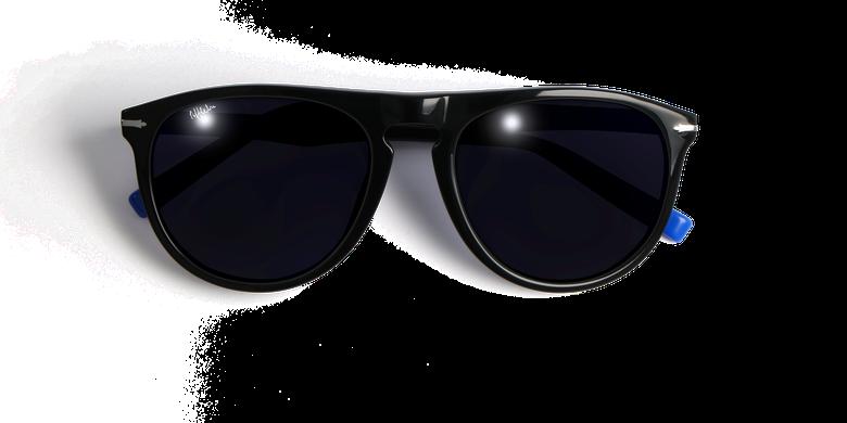 Óculos de sol homem LUIGI preto