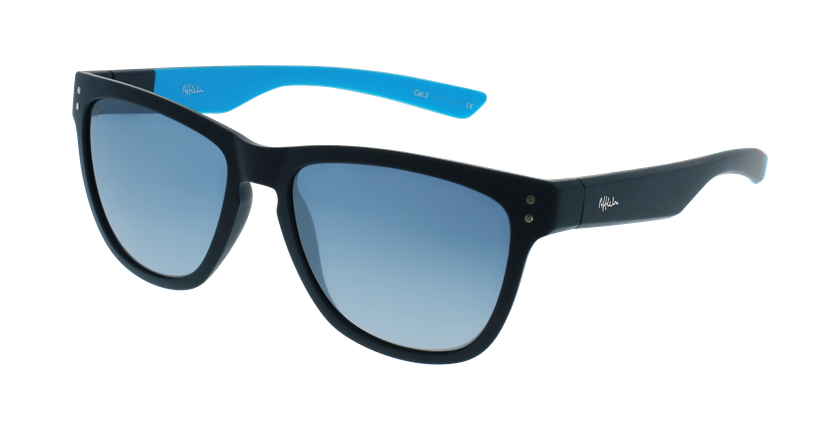 Óculos de sol WILD POLARIZED BL azul/azul - vue de 3/4