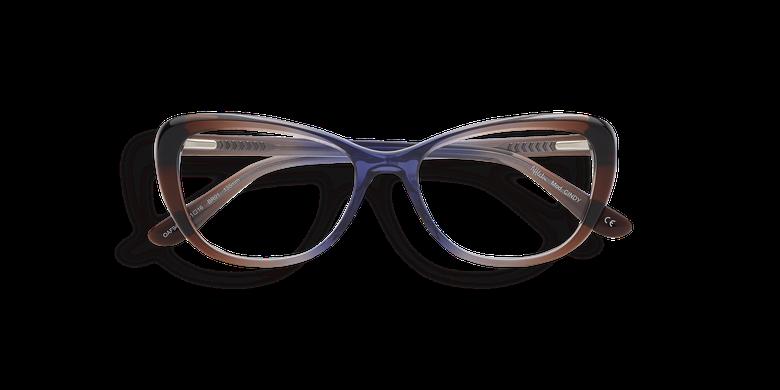 Óculos graduados senhora CINDY (Tchin-Tchin +1€) vermelho