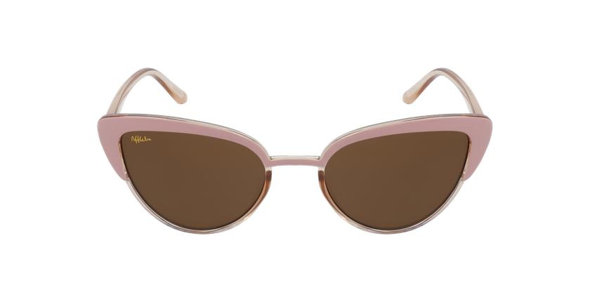 Óculos de sol criança LUPITA PK rosa - Vista de frente