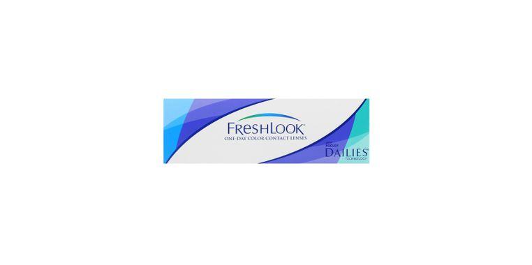 Lentilles de contact FreshLook 1 Day Blue 10L