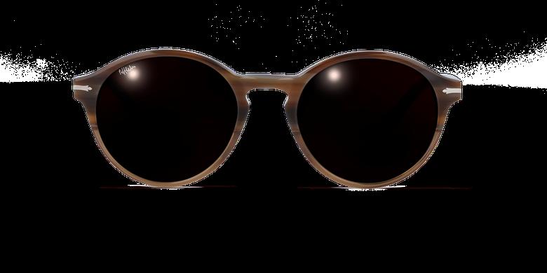 Óculos de sol senhora POSEIDON castanho