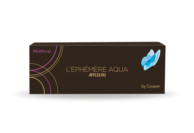 Lentilles de contact Ephémère Aqua Journaliére Multifocal 30L