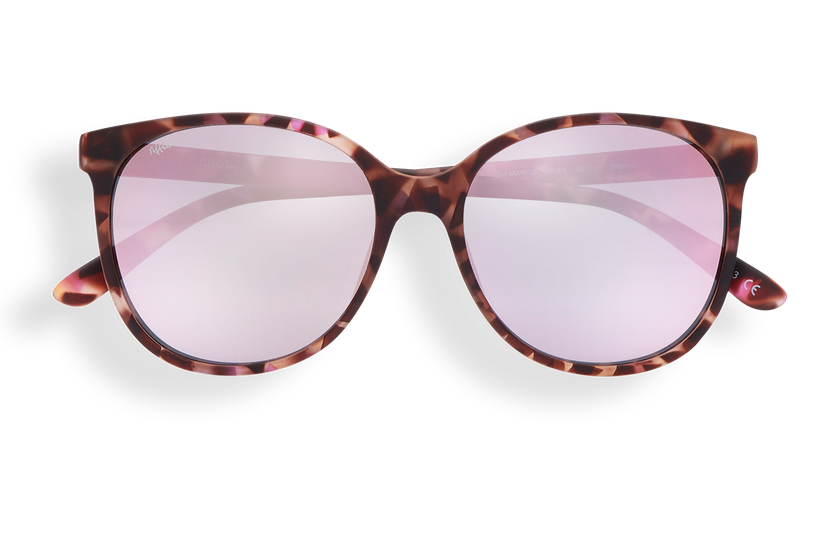 Gafas de sol mujer MARICA carey - danio.store.product.image_view_face