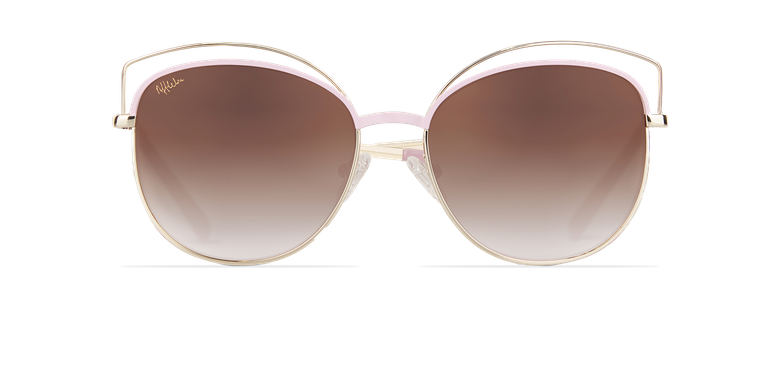 Óculos de sol senhora BETTY PK rosa/dourado
