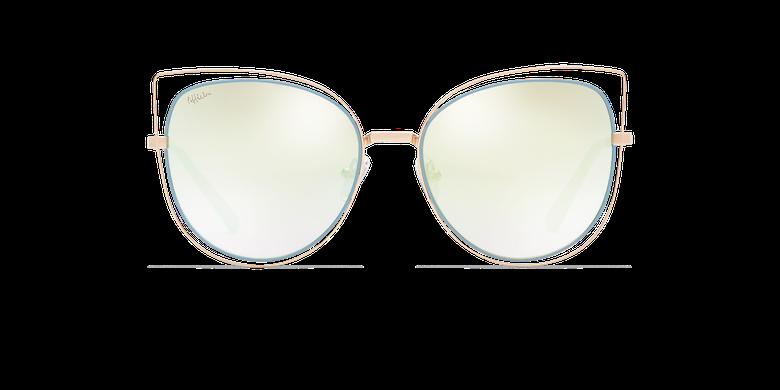 Óculos de sol senhora CHULA GDBL (Tchin-Tchin +1€) dourado/azul