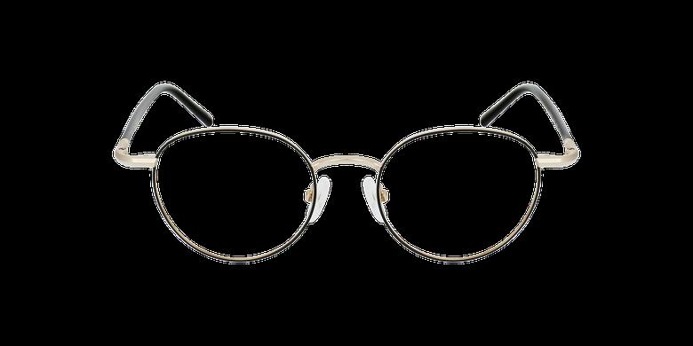 Óculos graduados senhora EULALIE BK (TCHIN-TCHIN +1€) preto