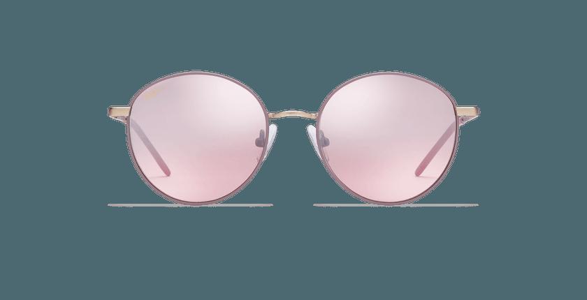 Óculos de sol senhora BEVERLY Rosa rosa - Vista de frente