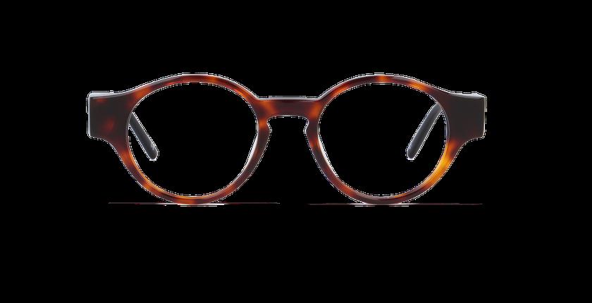 Gafas graduadas mujer MILA carey - vista de frente