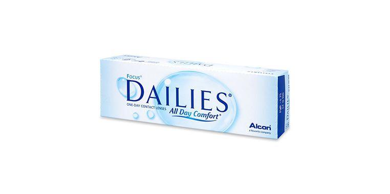 Lentilles de contact Dailies All Day Comfort 30L