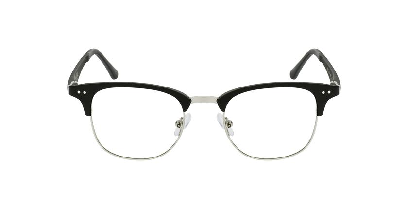 Óculos graduados MAGIC 92 Bk ECO FRIENDLY preto/prateado - Vista de frente
