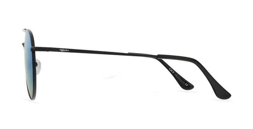 Óculos de sol MUSA BK preto - Vista lateral