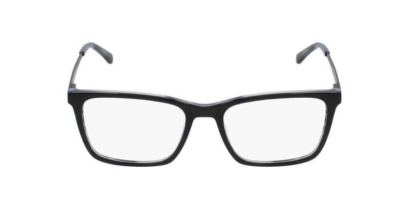 Lunettes de vue homme MARC gris - Vue de face