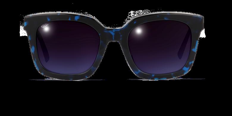 Óculos de sol senhora CECILE tartaruga /azul