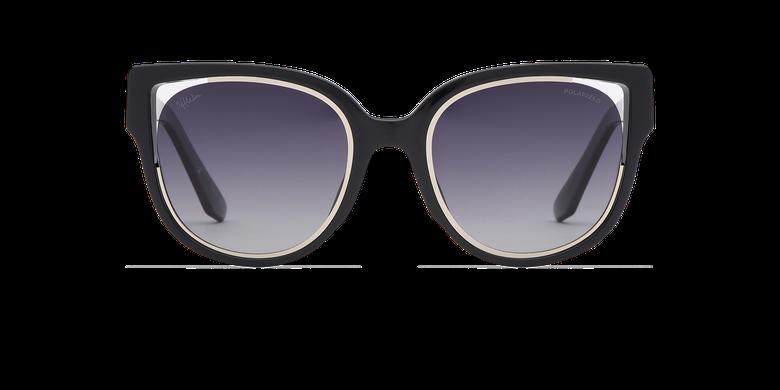 Lunettes de soleil femme MAHEA noir/argenté