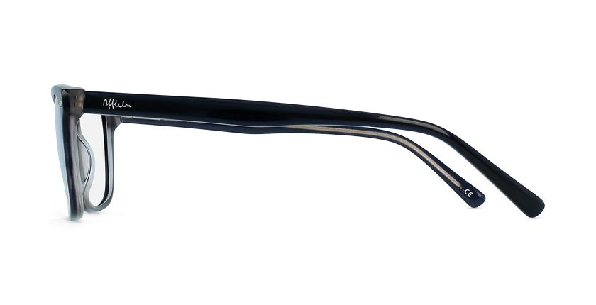 Óculos graduados homem LUBIN BL (TCHIN-TCHIN +1€) azul - Vista lateral