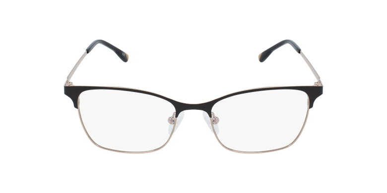 Óculos graduados senhora MAGIC 55 BLUEBLOCK - BLOQUEIO LUZ AZUL preto/dourado