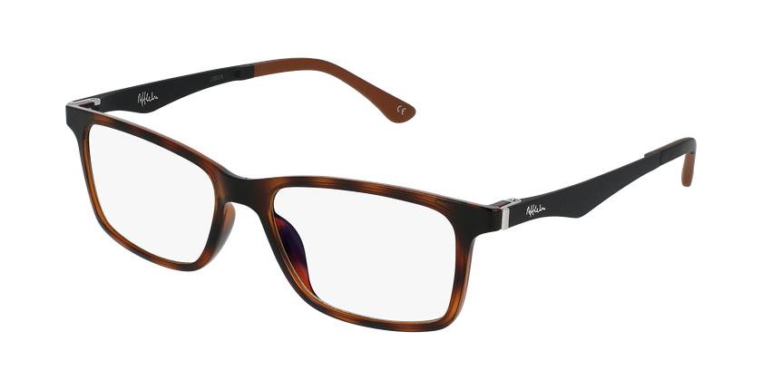 Óculos graduados homem MAGIC 32 TO01 BLUEBLOCK - BLOQUEIO LUZ AZUL tartaruga  - vue de 3/4