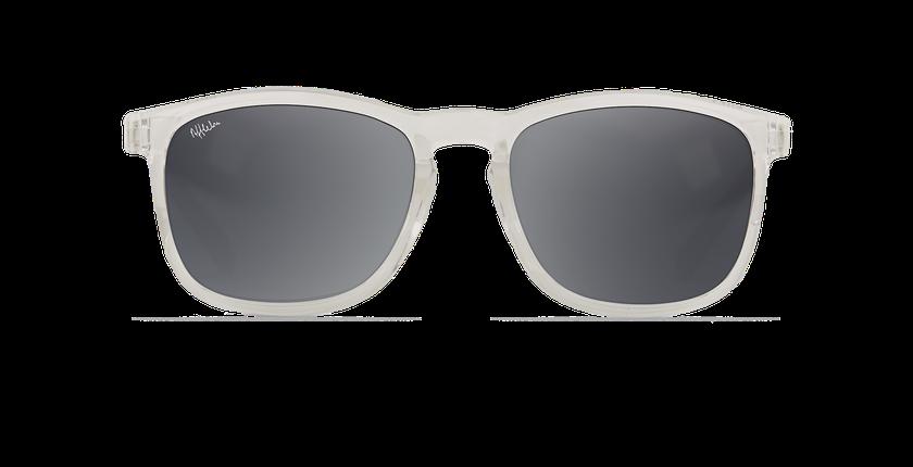 Lunettes de soleil enfant LAYO blanc - Vue de face
