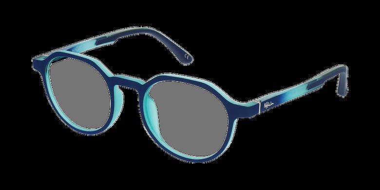 Lunettes de vue enfant MAGIC 77 ECO-RESPONSABLE bleu/turquoise