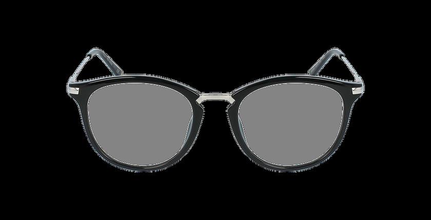 Óculos graduados ANGIE BK (TCHIN-TCHIN +1€) preto - Vista de frente