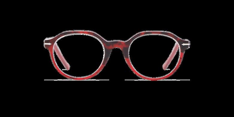 Gafas graduadas hombre MOREZ carey/rojo