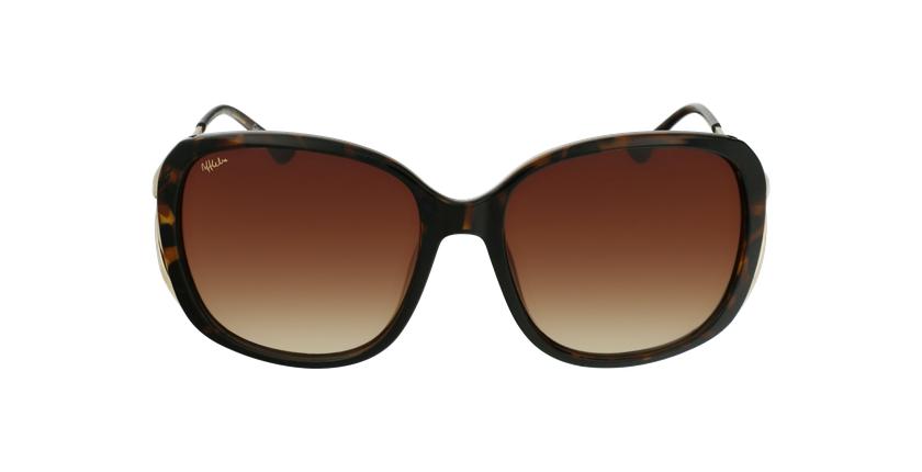 Óculos de sol senhora ROSALES TO tartaruga /dourado - Vista de frente
