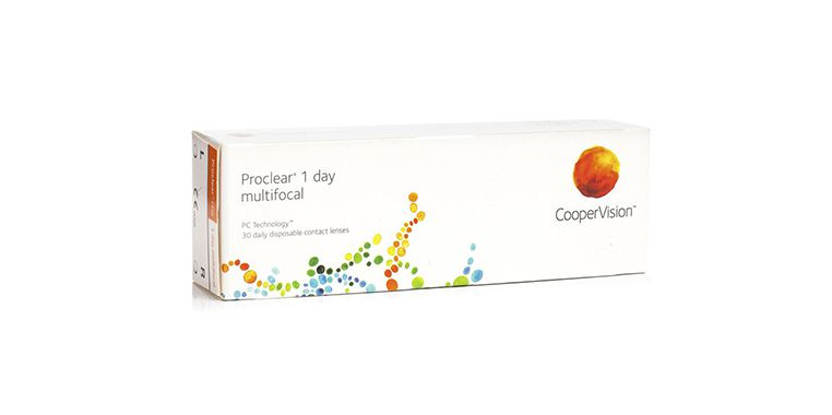 Lentes de contacto Proclear® 1day Multifocal 30L