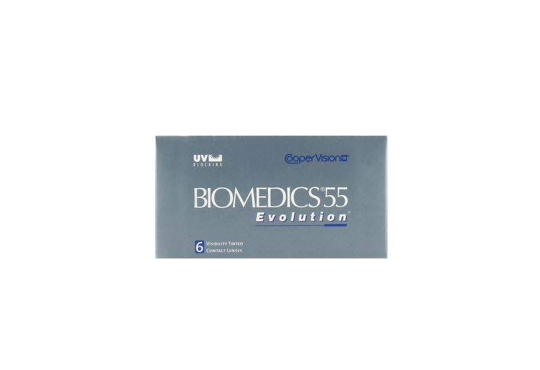 Lentilles de contact Biomedics® Evolution 6L