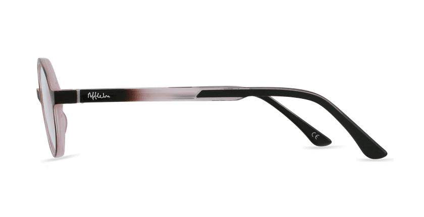 Óculos graduados criança MAGIC 13 TO - ECO FRIENDLY tartaruga /rosa - Vista lateral