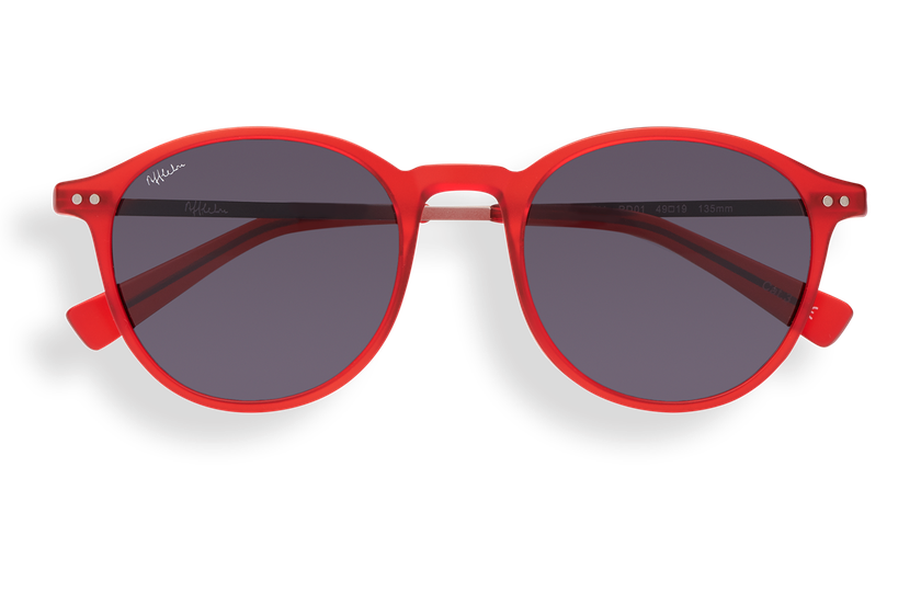 Gafas de sol mujer ALEGRIA rojo - danio.store.product.image_view_face